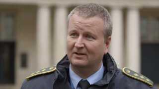 Peter Dahl, ledende politiinspektør ved Københavns Politi, står for at give tilladelser til koncerter.