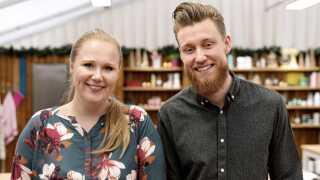 Jesper og Susanne