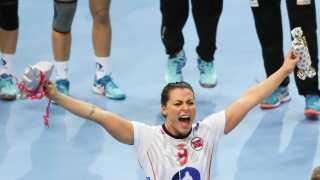 Nora Mørk er en af stjernerne på det norske landshold.