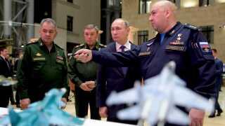 Den russiske præsident, Vladimir Putin, er en trussel mod USA.