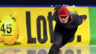 Stefan Due Schmidt begyndte at stå på rulleskøjter som 6-årig. I 2011 blev han europamester. Tre år forinden var han begyndt også at stå på isskøjter. Nu skal han til vinter-OL i Sydkorea.