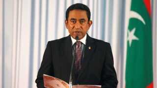 Maldivernes præsident Abdulla Yameen er erklæret landet i undtagelsestilstand.