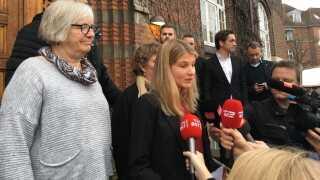 Christina Krzyrosiak Hansen var Holbæk Kommunes absolut største stemmesluger med 5.494 personlige stemmer.
