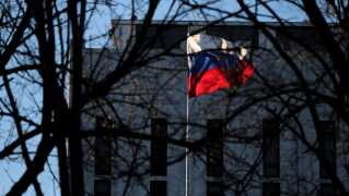 Den russiske ambassade i Washington D.C. ligger nu på en gade, der er opkaldt efter en skarp kritiker af Ruslands præsident, Vladimir Putin.