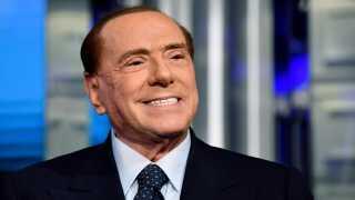 81-årige Silvio Berlusconi har været premierminister af tre omgange.