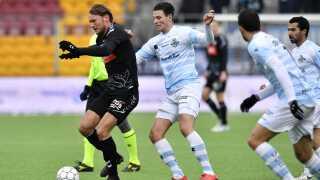 Pascal Gregor og resten af FC Helsingør-holdet er endt i en mærkværdig situation i Superligaen.