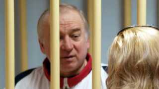 Sergej Skripal i 2006, inden han flyttede til London fra Moskva. Han har været indlagt siden giftangrebet 4. marts.