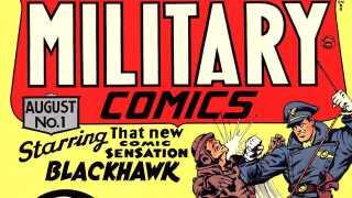 Blackhawk har ingen superkræfter, men ligesom Batman er han toptrænet og i besiddelse af mange gadgets. Det er endnu ukendt, hvem der skal spille ham. (Foto: DC COMICS)