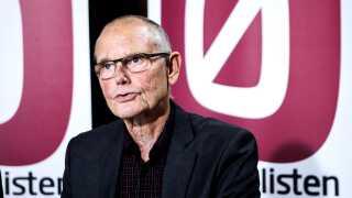 Finn Sørensen har i en menneskealder været en del af den danske venstrefløj.