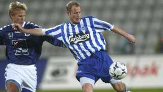 Steffen Højer spillede to og en halv sæson i OB.