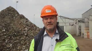 Jakob Kristensen, markedsdirektør i Stena Recycling.