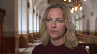 Ida Auken (R), miljøordfører