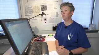 Danielle Hansen driver et lille rengøringsfirma i Sundby ved København. Men de sidste par uger har hun brugt det meste af sin tid på, at forberede sig til EU's persondataforordning træder i kraft.