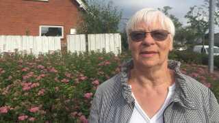 Formanden for lokalrådet i Fensmark Marie-Luise Rye Nielsen vil gerne have den lille sydsjællandske by skilt ud fra Næstved Kommune.