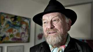 En mand blev dømt for terror, efter han havde trængt i ind tegneren Kurt Westergaards hjem med en økse i 2010.