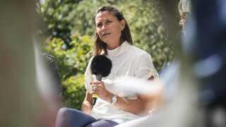 Alternativets politiske ordfører, Carolina Magdalena Maier.