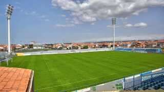 NK Zadars hjemmebane.