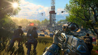 'Call of Duty'-serien startede i 2003. Det nye spil er det 15. i rækken af spil i hovedserien.