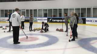 Odense Curling Club har pt. 44 medlemmer, men håber på at få flere medlemmer, hvis planerne om en ny ishal lykkes.