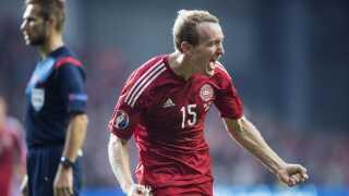 Thomas Kahlenberg nåede at spille 47 kampe for A-landsholdet og var blandt andet med til VM i 2010.