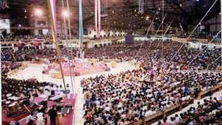 The Faith Tabernacle har plads til 50.000 tilhørere.
