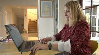 Ann Pettersson opdagede og anmeldte sikkerhedshullet, efter at hun selv søgte hjælp fra en psykolog på nettet.