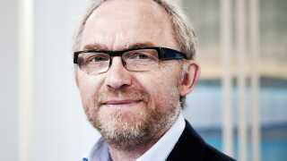 Jesper Theilgaard er klimaekspert og forfatter til flere bøger om emnet. Tidligere var han vejrvært på DR.