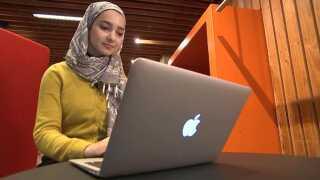 Sedra al-Yousef læser i dag på universitet i København og har ikke planer om at vende tilbage til Syrien foreløbig.