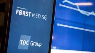 5G-showcase hos TDC i Bloxhub, København, onsdag den 20. juni 2018.. (Foto: Mads Claus Rasmussen/Ritzau Scanpix) Teleselskabet TDC offentliggør onsdag den 19. september 2018 sit første regnskab, siden selskabet blev solgt og taget af børsen i juni.