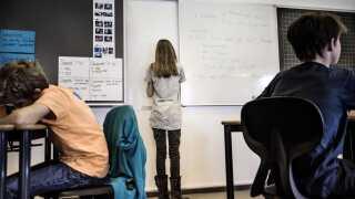 Skolereformen blev indført i 2014 for især at løfte fagligt svage elever, der kunne for lidt i dansk og matematik.