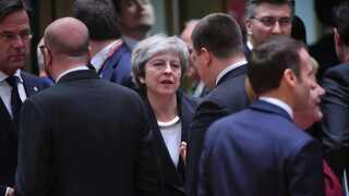 Den britiske premierminister, Theresa May, deltog i sidste uge i EU-topmødet i Bruxelles. Men der var ikke meget hjælpe at hente fra de europæiske kollegaer.