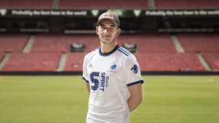 August 'Agge' Rosenmeier har flere gange været verdensmester i computerspillet Fifa. I dag er han på kontrakt hos North, der er delvist ejet af Superliga-klubben FC København.