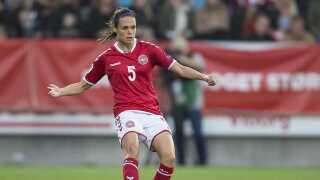 Simone Boye er skiftet til Bayern München.
