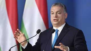 Ungarns premierminister, Viktor Orban, er blevet kritiseret for at se stort på retsstaten.
