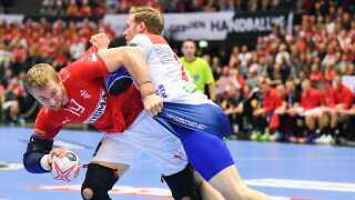 René Toft Hansen kommer ikke til at spille mere under VM.