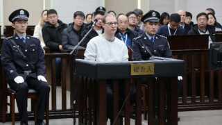 Robert Schellenberg, der dømt for narkotikasmugling, fik i sidste uge skærpet sin dom.