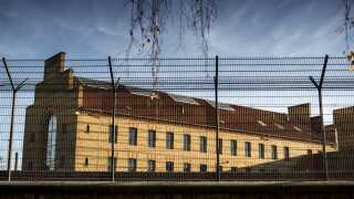 Vestre fængsel hvor Kundbypigen sidder i dag
