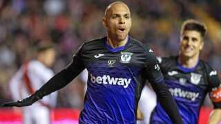 Martin Braithwaite har fået en fin start på tilværelsen i spansk fodbold.