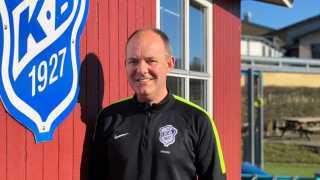Søren Eriksen er et af de bestyrelsesmedlemmer, som har valgt at fortsætte i Kerteminde Boldklub.
