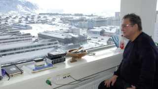 Grønlands tidligere landsstyreformand Kuupik Kleist