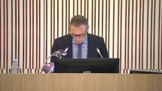 Dommer ved Vestre Landsret, Michael Ellehauge, er formand for Undersøgelseskommissionen om Skat.