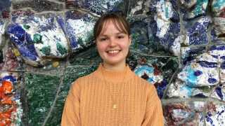 Karoline Thyge, 18 år, 3. Q