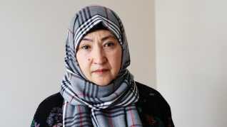 Gulbahar Jelilova er en af de få uighurer, som har siddet indespærret i Kina, og i dag vil tale om det. Foto: Michael S. Lund