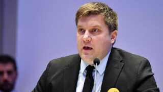 Olli Kotro er kandidat til Europa-Parlamentet for De Sande Finner.
