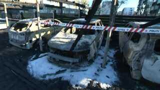 Jørgen Lindes afbrændte Volkswagen Passat 3.2 4Motion.  - Jeg havde langt om længe fået råd til sådan en, men det skulle det ikke være.