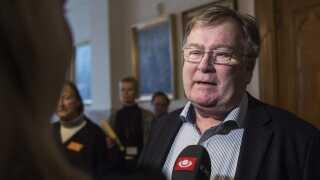 Claus Hjort Frederiksen, forsvarsminister.