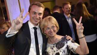 Morten Messerschmidt fik det bedste valg, nogen EP-kandidat nogensinde har fået, i 2014.