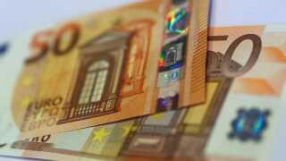 Danmark betaler godt to procent af EU's samlede budget.