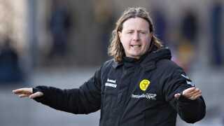 Bo Henriksen og AC Horsens skal spille kampe om at undgå nedrykning i denne sæson.