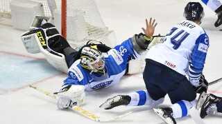 Danmarks første møde med en VM-giganterne bliver mod Finland. Finnerne tabte mandag til USA efter forlænget spilletid.